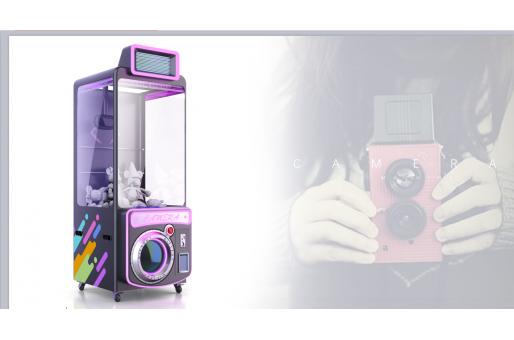 復古相機二爪禮(li)品機